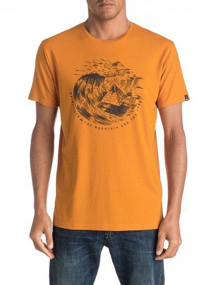 Garment Dye Engraved - T-Shirt