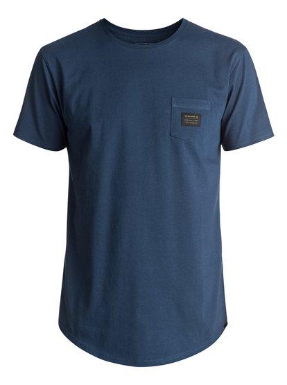 Scallop East Woven - T-Shirt  EQYZT04555