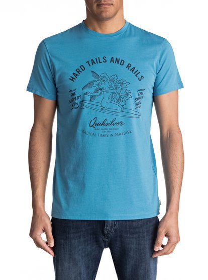 Garment Dye Hard Tails - T-Shirt  EQYZT04562