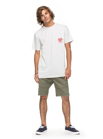 Футболка Heather Original Taro толстовка классическая quiksilver highland gaze medium grey heather