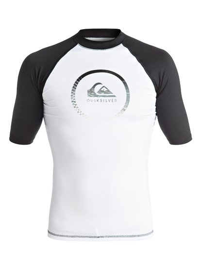 Active - Short Sleeve Rash Vest  UQYWR03065