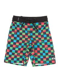 QK BOARDSHORTS MINI CHECK KIDS  BR67011365