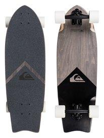 """Skate Black Eye - 28"""" Mid Size Cruiser Skateboard - Complete  EGL0BLKEYE"""