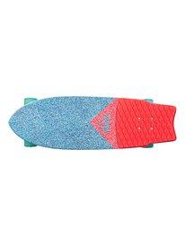 "The New Wave St - 9"" Surf Skateboard - Complete  EGLQSLSNWS"
