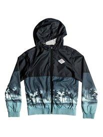Waves - Hooded Jacket  EQBJK03099
