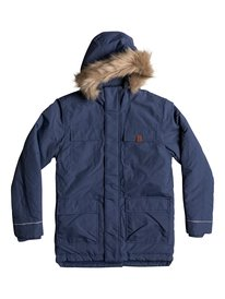 Seasonal Rain - Water-Repellent Parka Jacket  EQBJK03131