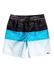 "Word Waves 15"" - Swim Shorts  EQBJV03091"