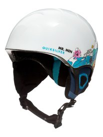 The Game Mr Men - Snowboard/Ski Helmet  EQBTL03007