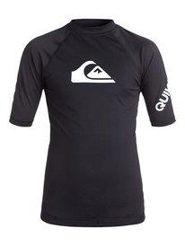 All Time - Short Sleeve Rash Vest  EQBWR03006