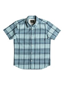 Everyday Check - Short Sleeve Shirt  EQBWT03150