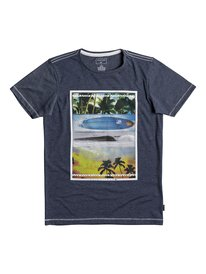 SS HEATHER TEE PLACE TO BE YOU  EQBZT03692