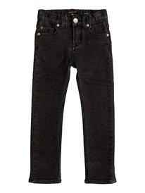 Distorsion Fleece Grey - Slim Fit Jeans  EQKDP03062