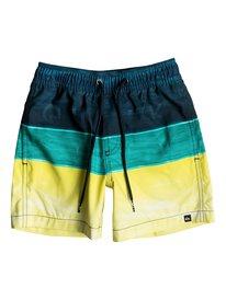"Word Waves 12"" - Swim Shorts  EQKJV03024"