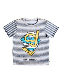 Mr Bump Classic - Super-Soft Short Sleeve T-Shirt  EQKZT03118