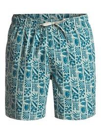 "Waterman Longwalks 19"" - Swim Shorts  EQMJV03001"