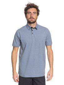 Waterman Reel Backlash - Technical Polo Shirt  EQMKT03026