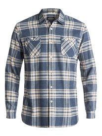 Waterman Moon Tides Flannel - Long Sleeve Shirt  EQMWT03075