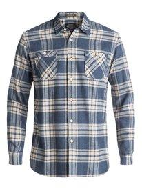 Waterman Moon Tides Flannel - Long Sleeve Shirt  EQMWT03075