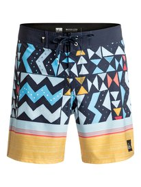 "Slab Lapu Vee 17"" - Board Shorts  EQYBS03680"