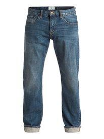 "Sequel Medium Blue 32"" - Regular Fit Jeans  EQYDP03217"