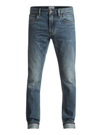 Distorsion Medium Blue - Slim Fit Jeans  EQYDP03346