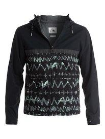 Carpark Allover - Pullover Hooded Jacket  EQYJK03136