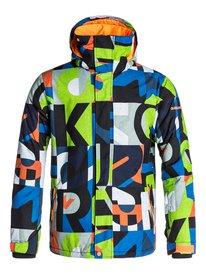 Mission Printed - Snowboard Jacket  EQYTJ03017