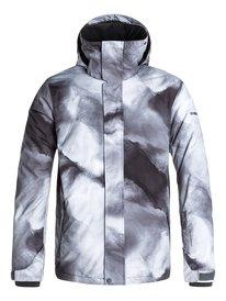 TR Mission Printed - Snowboard Jacket  EQYTJ03021