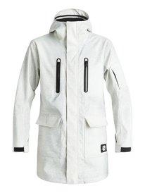 Quiksilver X Julien David - Long Snow Jacket  EQYTJ03092