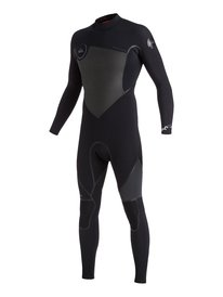 Syncro Plus 4/3mm Back Zip Full Wetsuit  EQYW103022