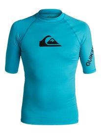 All Time - Short Sleeve Rash Vest  EQYWR03033