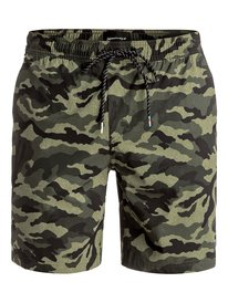 "Waisted Camo Amphibian 19"" - Shorts  EQYWS03362"