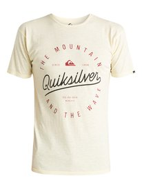 Slub Scriptville - T-Shirt  EQYZT03686