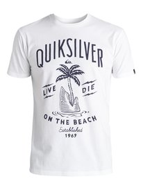 Classic Shark Island - T-Shirt  EQYZT03904