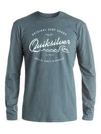 Classic West Pier - Long Sleeve T-Shirt  EQYZT03939