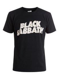 Quiksilver Music Collab Black Sabbath Classic - T-Shirt  EQYZT04132