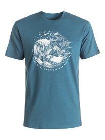 Garment Dye Engraved - T-Shirt  EQYZT04323