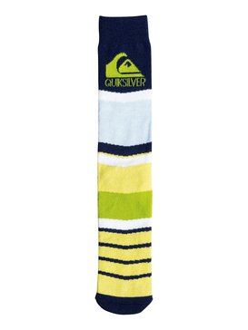 Front Boarded Neon Sock  06409A