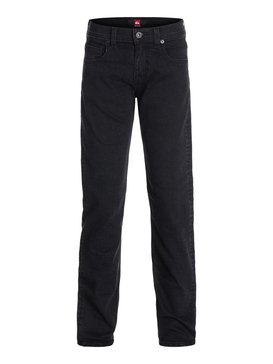 DISTORTION SLIM PANT Negro 40445023