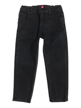 DISTORTION SLIM PANT Negro 40455023