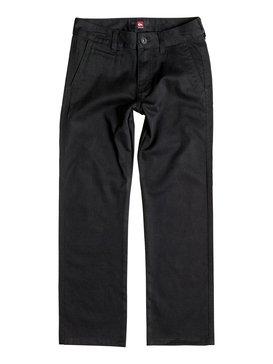 UNION CHINO PANT Black 40475018