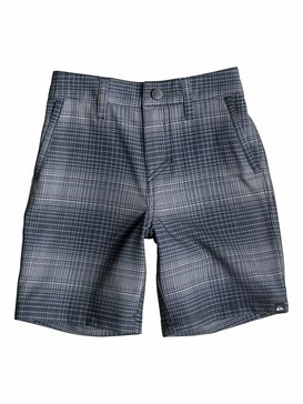 EVERYDAY PLAID AMPHIBIAN Negro 40555099