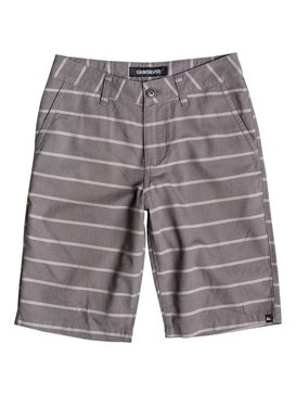 Boys 2-4 Everyday Oxford Stripe Shorts  40645046