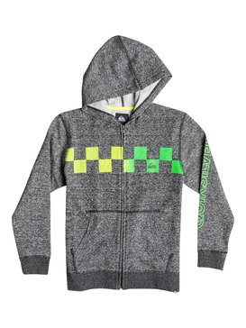 CHECKED OUT HOODIE Negro 40664040