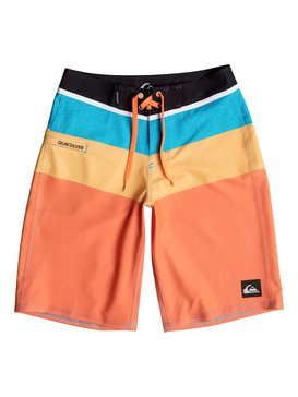 Boys 8-16 Sunset Futures Boardshorts  40665036