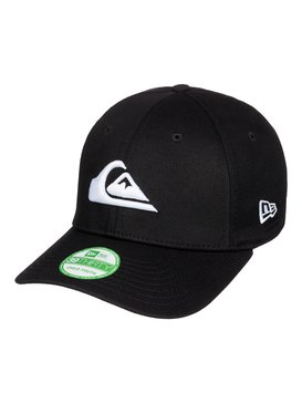 MOUNTAIN & WAVE BLACK YOUTH White AQBHA03128