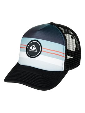 Striped Vee - Trucker Cap  AQBHA03220