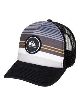 Striped Vee - Trucker Cap  AQBHA03220