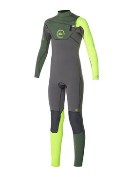 Boys Cypher 4/3mm Fullsuit Chest Zip  AQBW103005