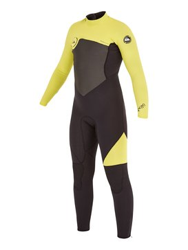 Syncro GBS 4/3mm - Back Zip Wetsuit  AQBW103024
